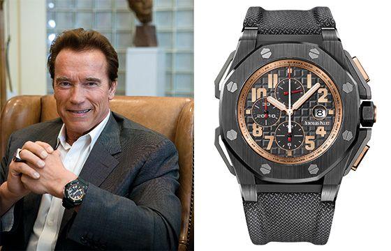 Replica Audemars Piguet Royal Oak Offshore Arnold Schwarzenegger Limited Edition Watch